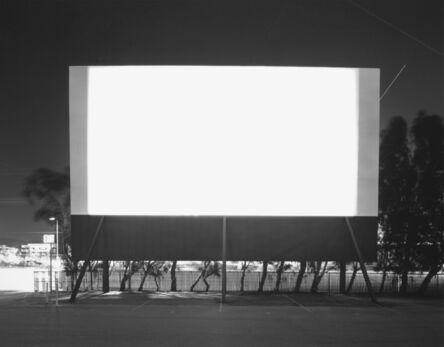 Hiroshi Sugimoto, 'Winnetika Drive-In, Paramount', 1993