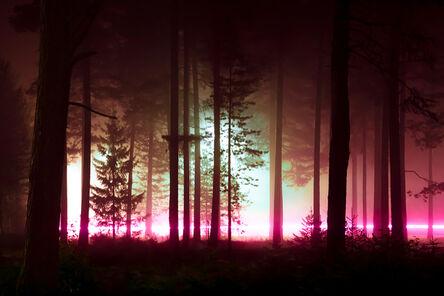 Maria Lax, 'Heavenly Fire #16', 2020