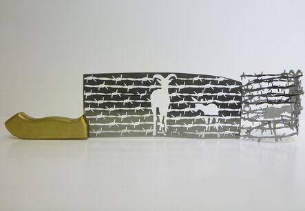 Li Hongbo 李洪波, 'Thorns', 2014
