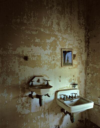 Stephen Wilkes, 'TB Ward, Island 3, Ellis Island, 1998', 1998