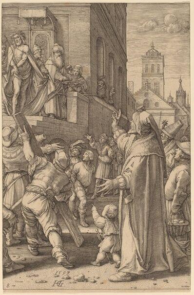 Hendrik Goltzius, 'Ecce Homo', 1597