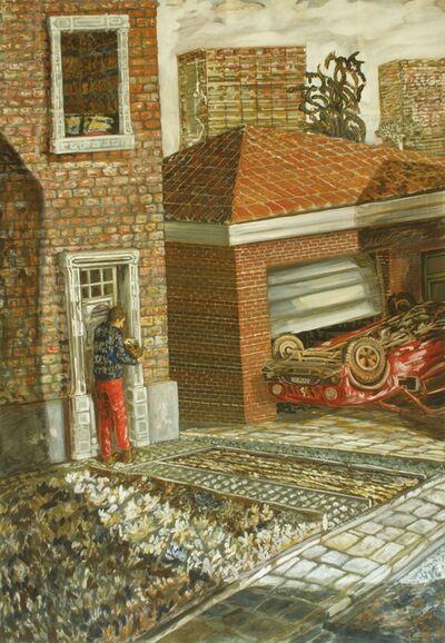 Jan Verbruggen, 'Jimmy after the accident', 2021