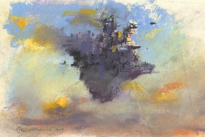 John Harris, 'Sky Kingdom Sketch', 2017