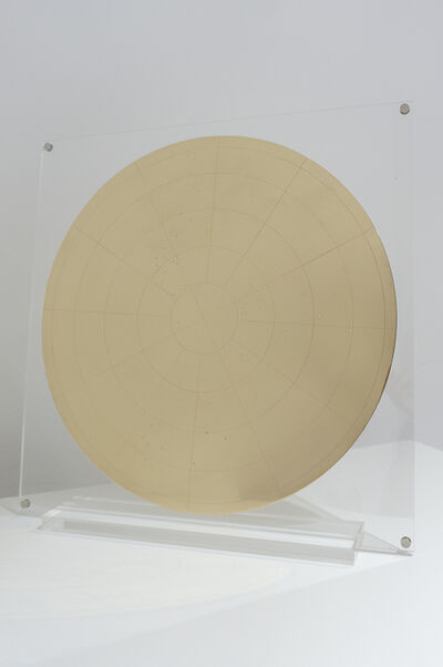 Mazenett Quiroga, 'Sun disk', 2019