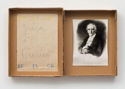 Robert Filliou, 'Grace a Fourier', 1974
