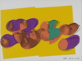 Andy Warhol, 'Space Fruit: Peaches (FS II.202) ', 1979