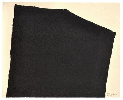 Richard Serra, 'Hreppholar VIII', 1991