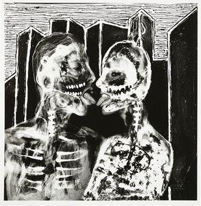 Thomas Gosset Valère, 'Le baiser radioactif', 2017