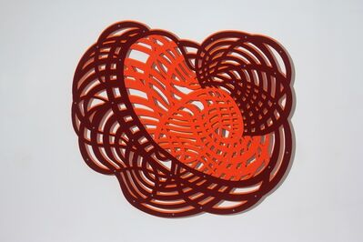 Linda Fleming, 'Red Tumble', 2013