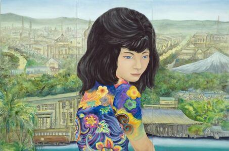 Masae Kariya, 'The Movement Brought Me Up', 2011