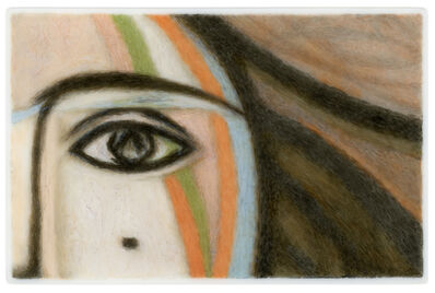 Tabitha Vevers, 'Lover's Eye III: Francoise (after Picasso)', 2015