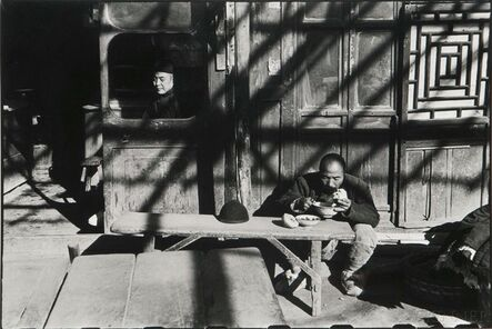 Henri Cartier-Bresson, 'In the Last Days of the Kuomintang, Peking'
