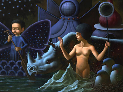 Ji Yiwei, 'The Dream of the Butterfly', 2013