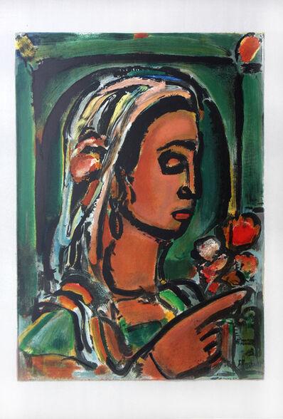 Georges Rouault, 'La Sybille', ca. 1950