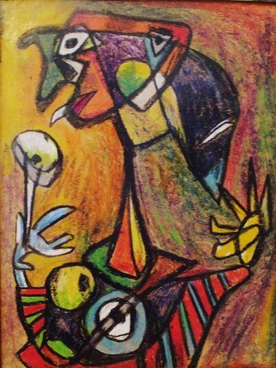 Rolph Scarlett, 'Surrealist Head', ca. 1930