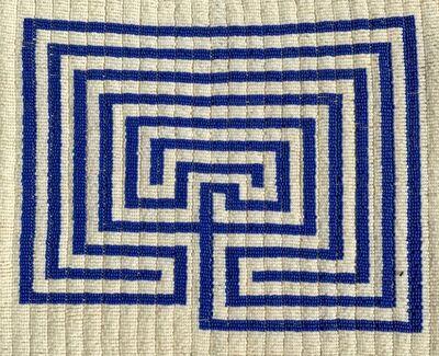 Glen Hanson, 'Labyrinth I (Lent) ', 2016