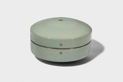 Gwang-yeol Yu, 'Celadon Lidded Bowl', 2006