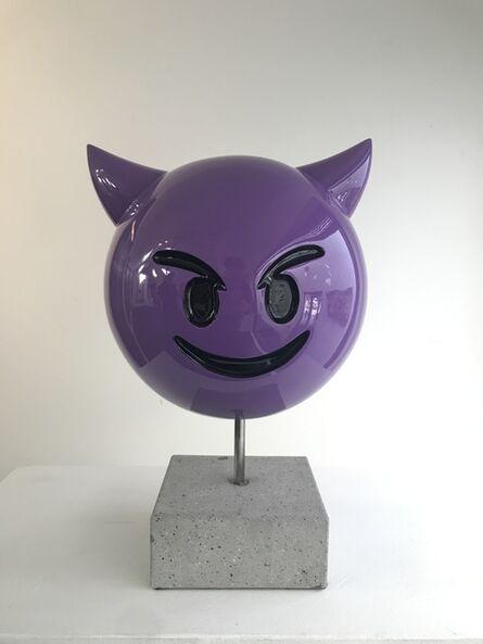 Matthew Lapenta, 'Devil Face', 2017
