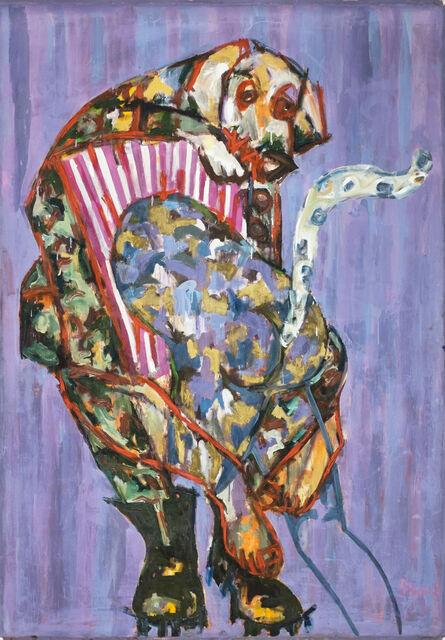 Gresham Tapiwa Nyaude, 'Dog's Life Pt 2', 2015