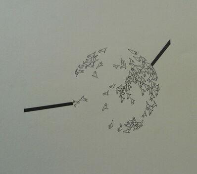 Matias Waizmann, 'Redondel - Human Currents in Circle 4', 2012