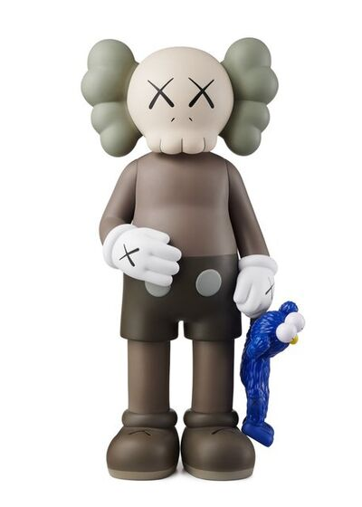 KAWS, 'Share (Brown Colorway)', 2020