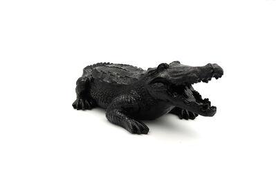 Jaler Fine Art, 'BLACK CROCODILE', 2020