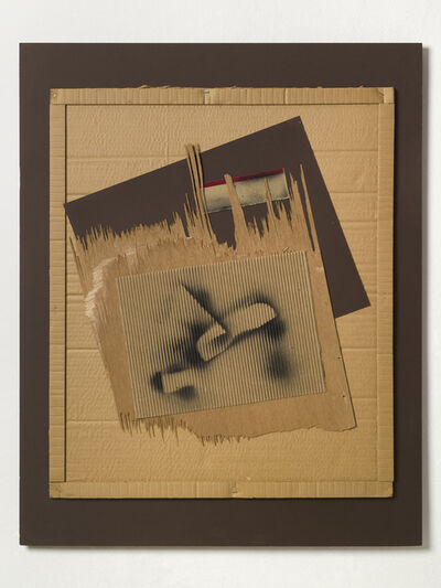 Louise Nevelson, 'Untitled', ca. 1979