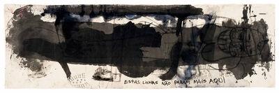 Gustavo Speridião, 'Estas linhas não param mais aqui', 2014