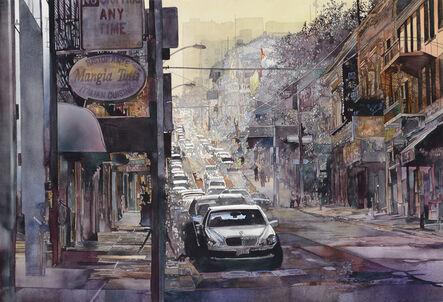 John Salminen, 'October Light, San Francisco'
