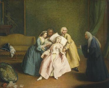 Pietro Longhi, 'The Faint', ca. 1744