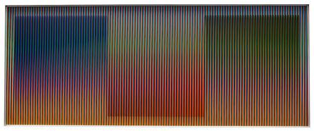 Carlos Cruz-Diez, 'Physichromie Panam 202', 2015