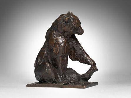 Mark Coreth, 'Seated Bear', 2020