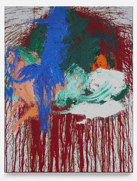 Hermann Nitsch, 'K_05_20', 2020