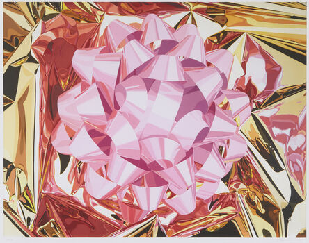 Jeff Koons, 'Pink Bow, from the Celebration Series', 2013