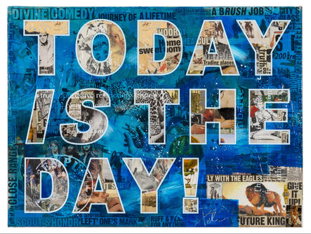 Peter Tunney, 'TODAY IS THE DAY!', 2020