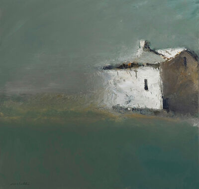 Victor Mirabelli, 'Nestled in Turquoise'