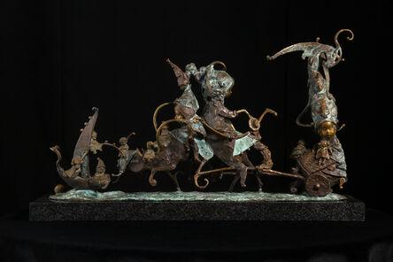 Andrey Ostashov, 'Sonya's Carriage', 2008