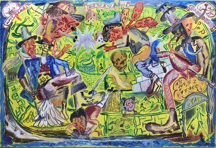 Jaime Valtierra, 'Hostile Revival Paradise', 2019