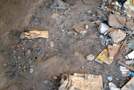 Rania Matar, 'Plastic Glove, Beirut', 2006