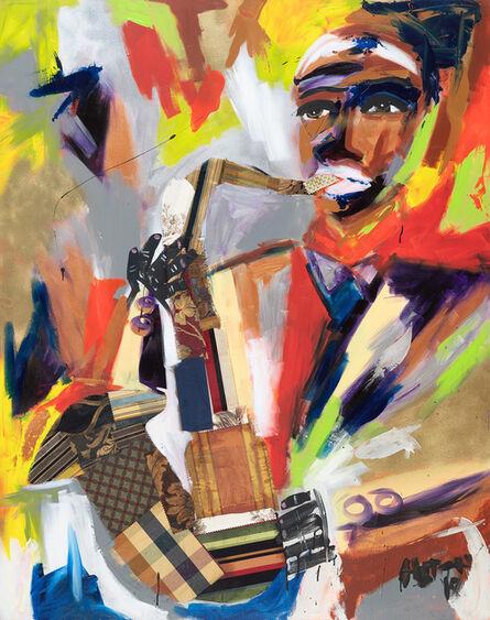 Harold Smith, 'Jazzstract', 2020