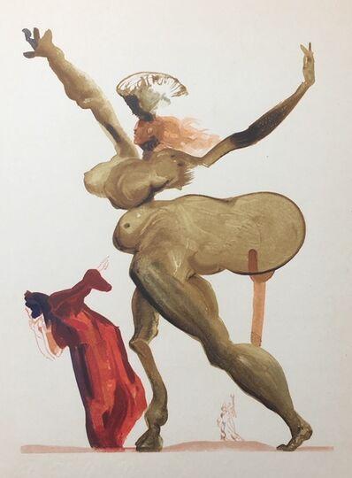 Salvador Dalí, 'Hell Canto 22 - The prevaricators', 1959-1963