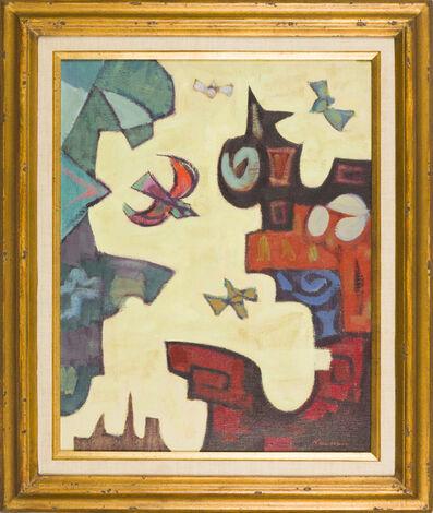 Jacob Kainen, 'Eyrie', 1949