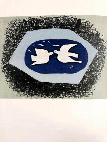 Georges Braque, 'Oiseaux', 1967