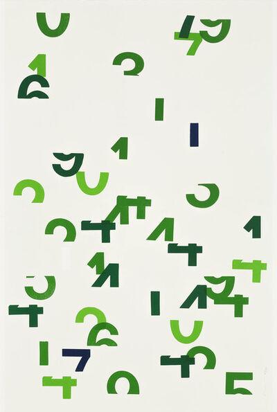 Darren Almond, 'Digital Green', 2014