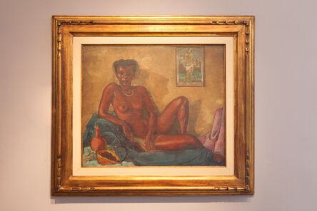 Pedro Correia de Araújo, 'Mulata com São Sebastião', ca. 1928