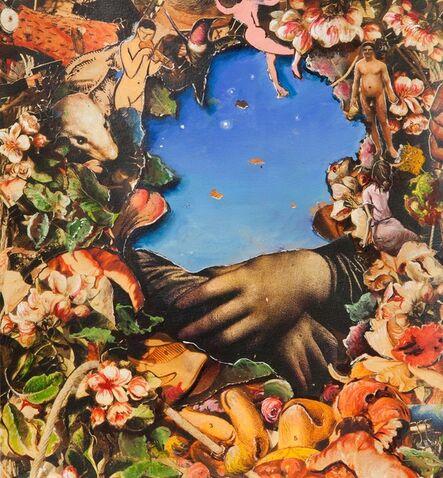 Gerry Bergstein, 'Mona Lisa's Hand', 2012