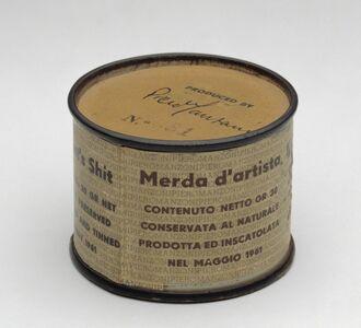 Piero Manzoni, 'Artist's Shit, no. 31', 1961