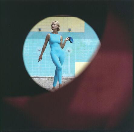 Gordon Parks, 'Skin-tight Suit, Malibu, California', 1958