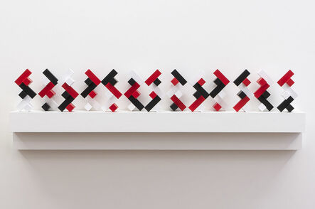Nigel Lendon, '2015:10. Model: Tesseract', 2015
