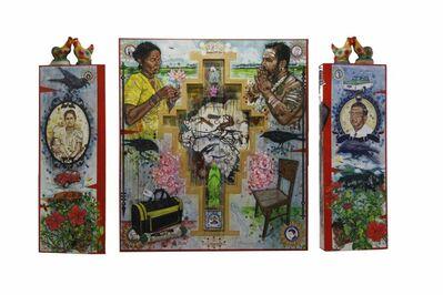 Anurendra Jegadeva, 'Migrant Altar', 2012